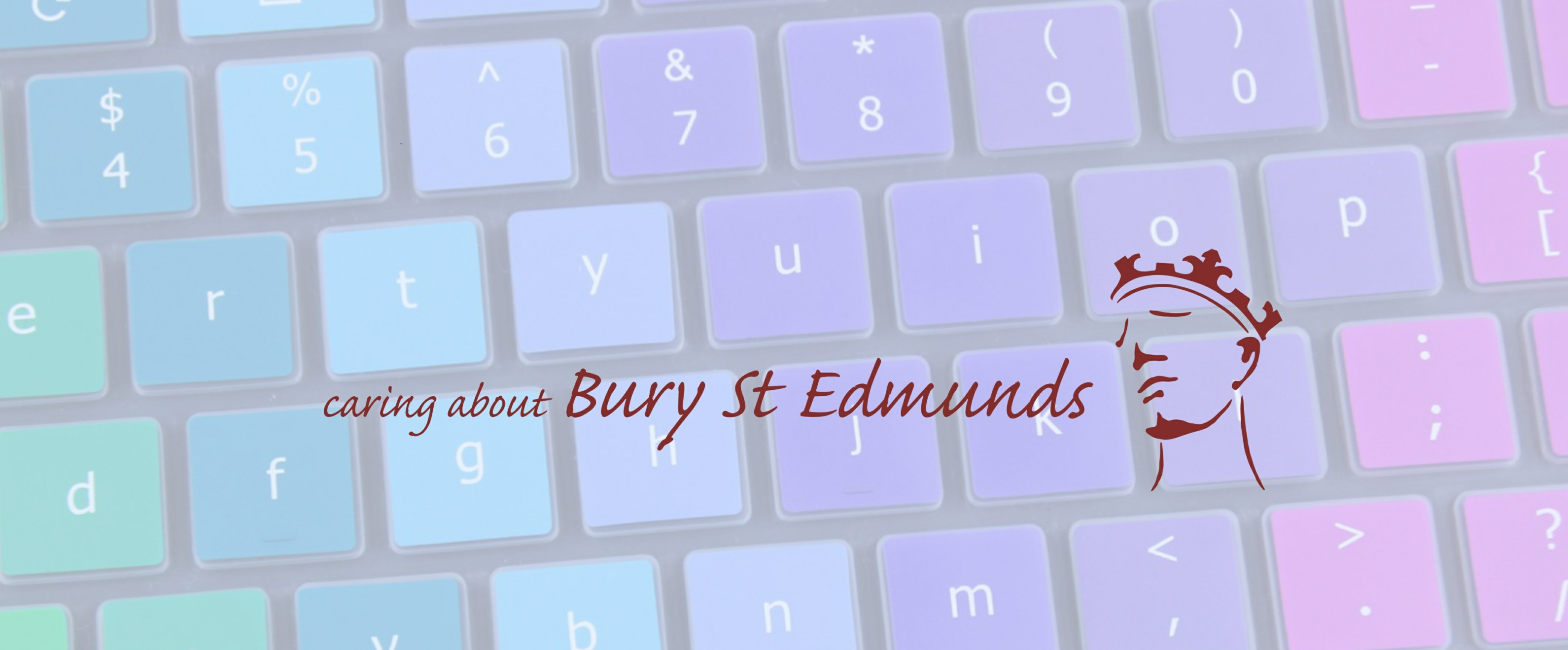Bury St Edmunds Then and Now on Zoom