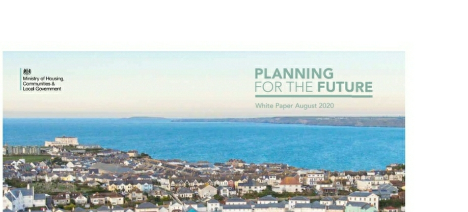 Planning for the future, September 2020