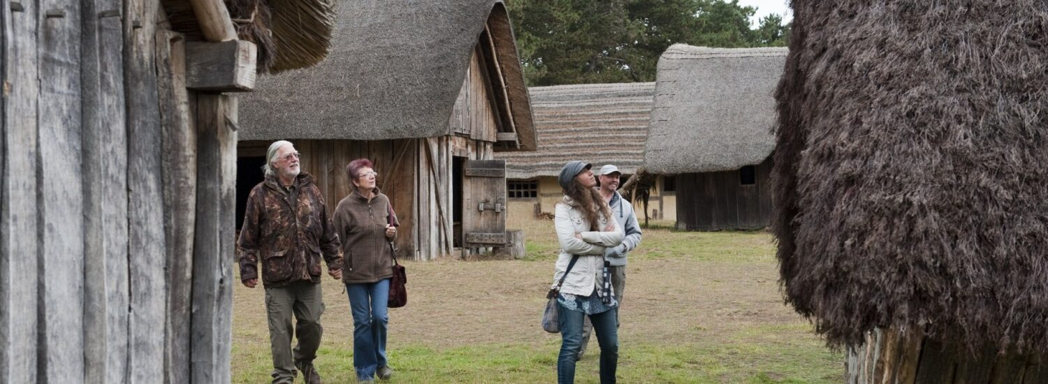 Visit to West Stow Anglo-Saxon Village